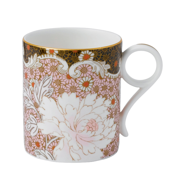 Wedgwood Daisy Tea Time Beker - roze