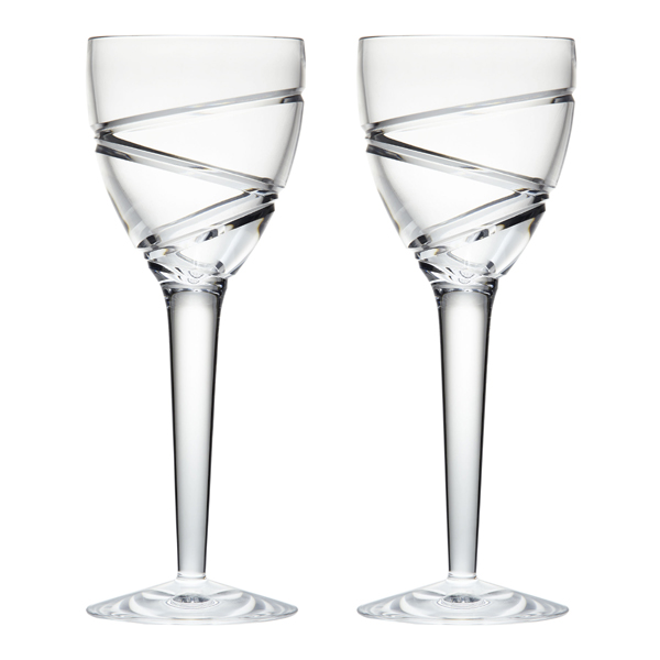 Waterford Jasper Conran - Aura II Rode wijnglas - set van 2