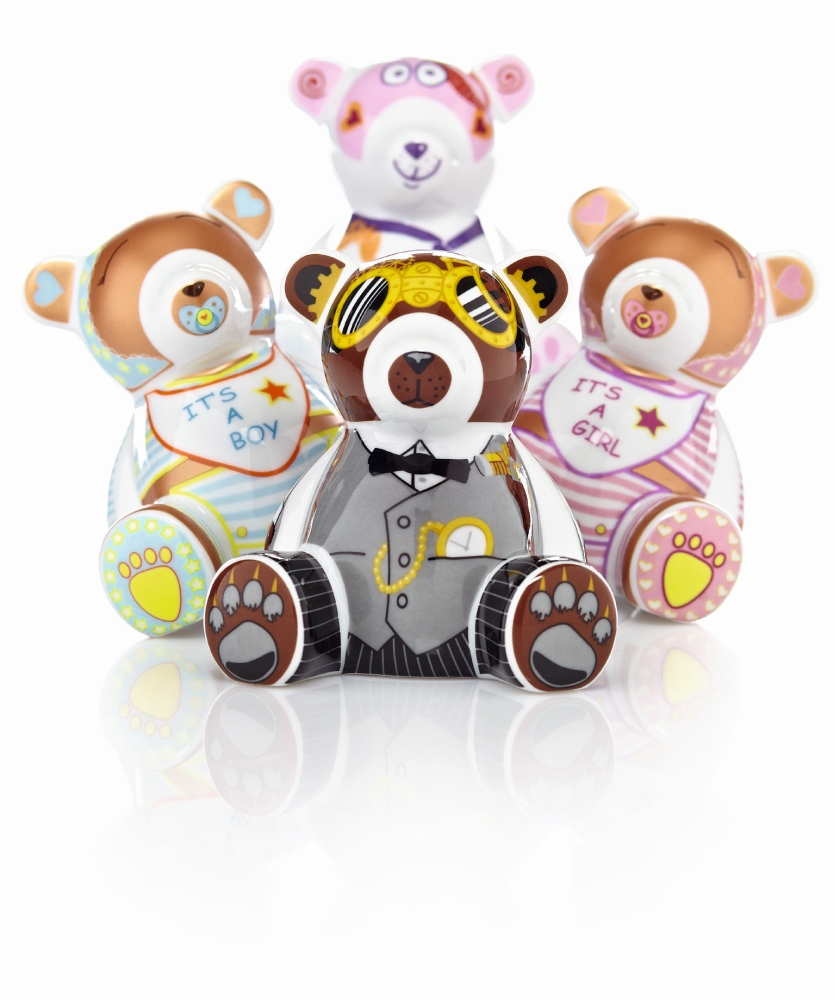 Teddy Bank (mini)