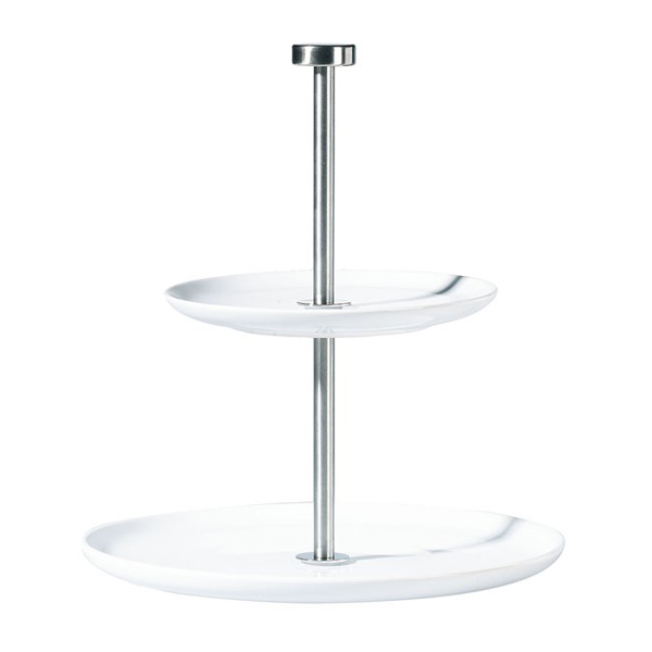 ASA Selection A Table, Etagere 2-laags