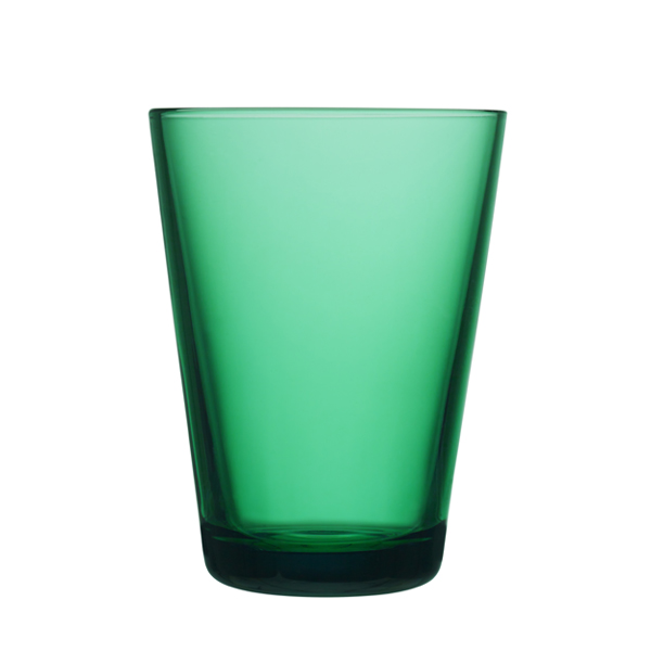 iittala kartio glas 40cl emerald woldring porselein. Black Bedroom Furniture Sets. Home Design Ideas