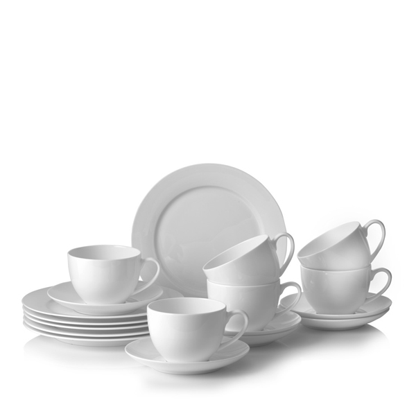 Maxwell & Williams Cashmere 18-Delige koffieset