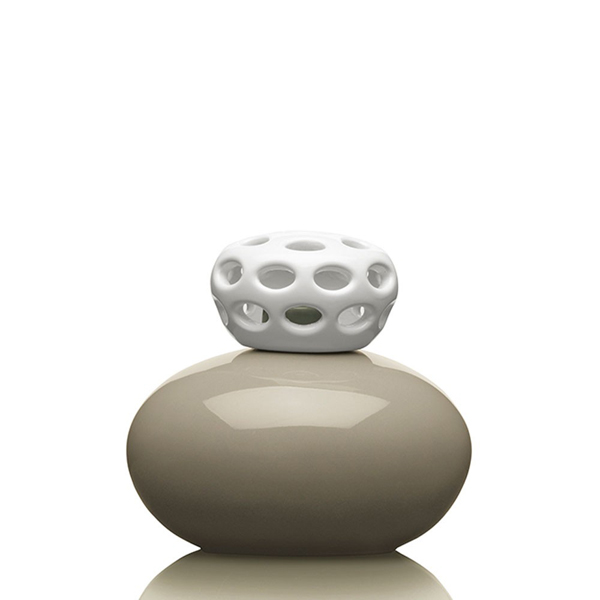 Mr & Mrs Fragrance Zia Ginger, Katalytische brander taupe