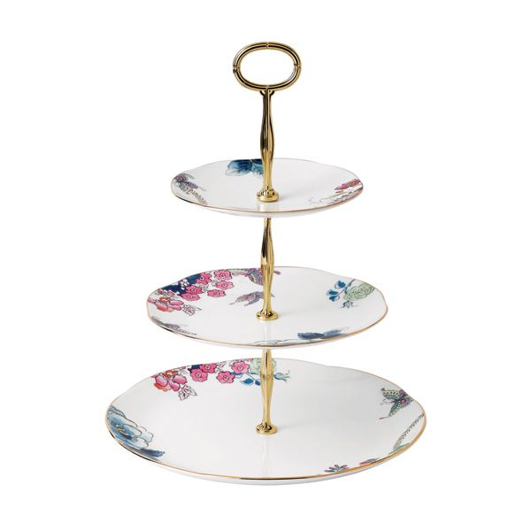 Wedgwood Butterfly Bloom Etagere