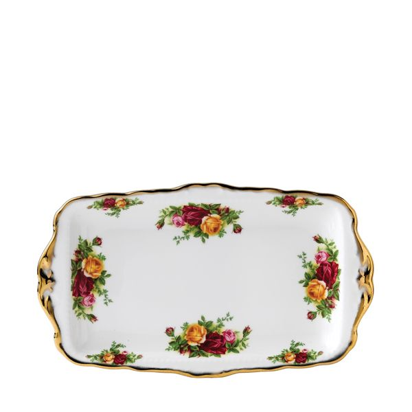 Royal Albert Old Country Roses Cakeschaal 30x17.5cm