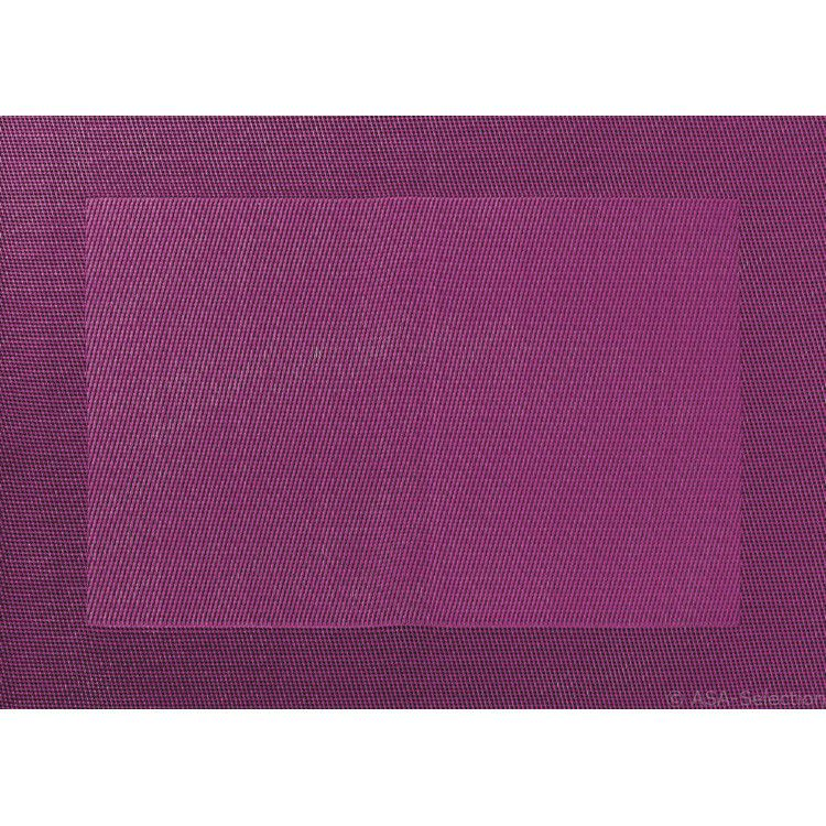 ASA Selection Placemat Aubergine 33 x 46 cm