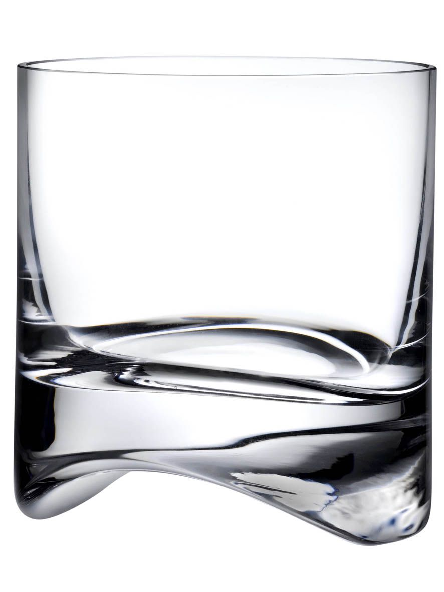Nude Glass Arch whiskyglas 30cl - 2 stuks