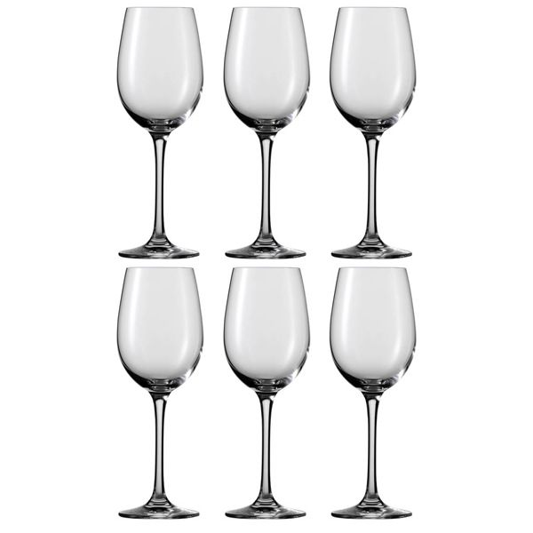 schott zwiesel classico witte wijnglas 312ml nr 2 6 stuks woldring porselein. Black Bedroom Furniture Sets. Home Design Ideas