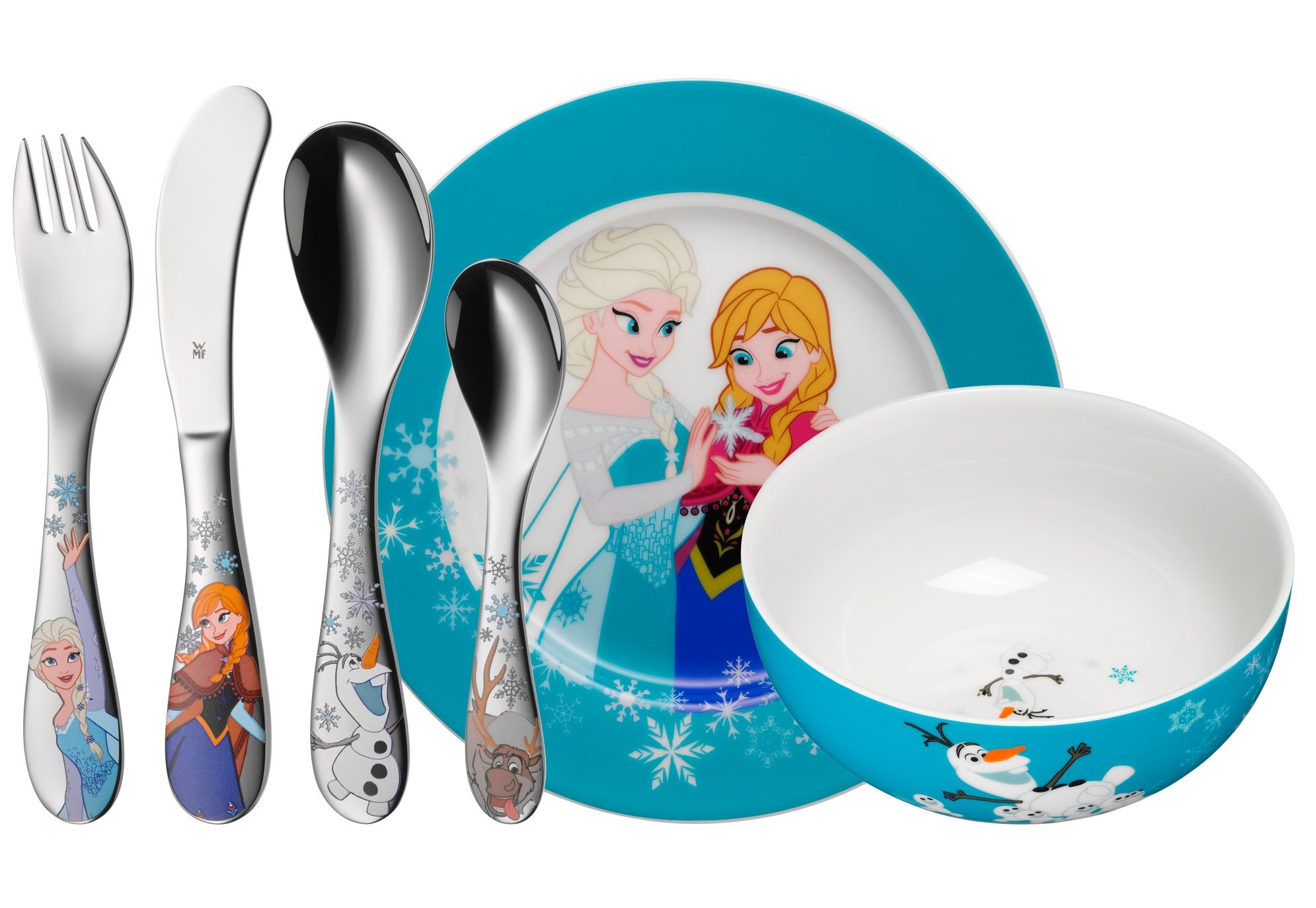 WMF Kids Disney Frozen kinderservies 6-delig