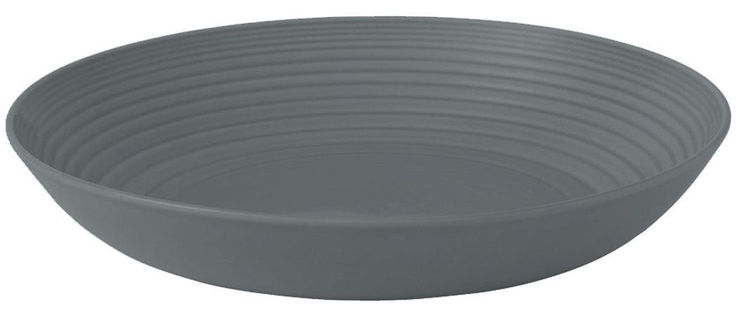 Royal Doulton Gordon Ramsay Maze serveerschaal ø 30cm - dark grey