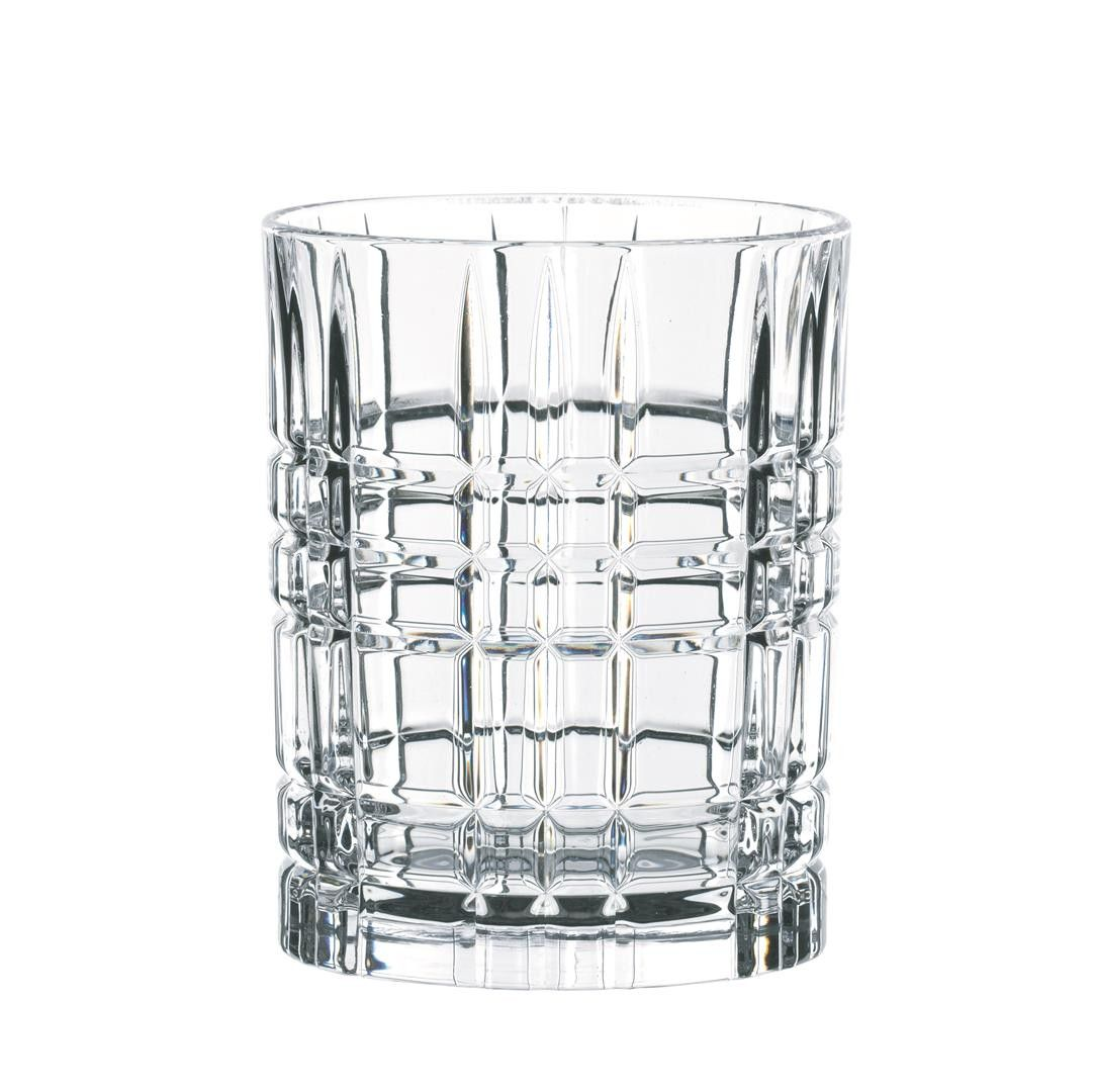 Nachtmann Square Whiskyglas 4-delig