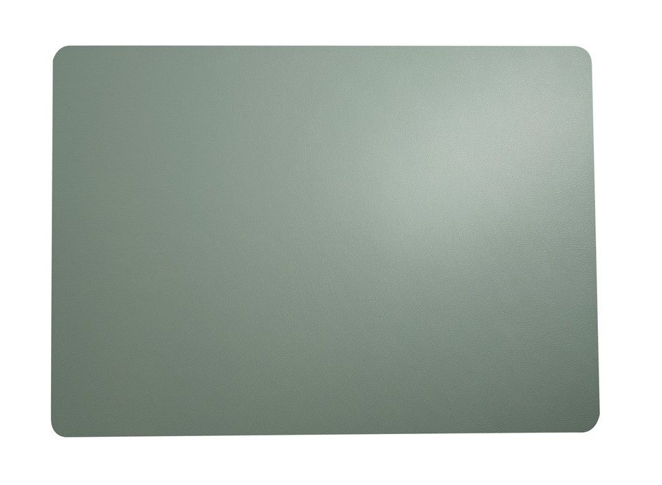 ASA Selection Placemat Leer Mint 33 x 46 cm