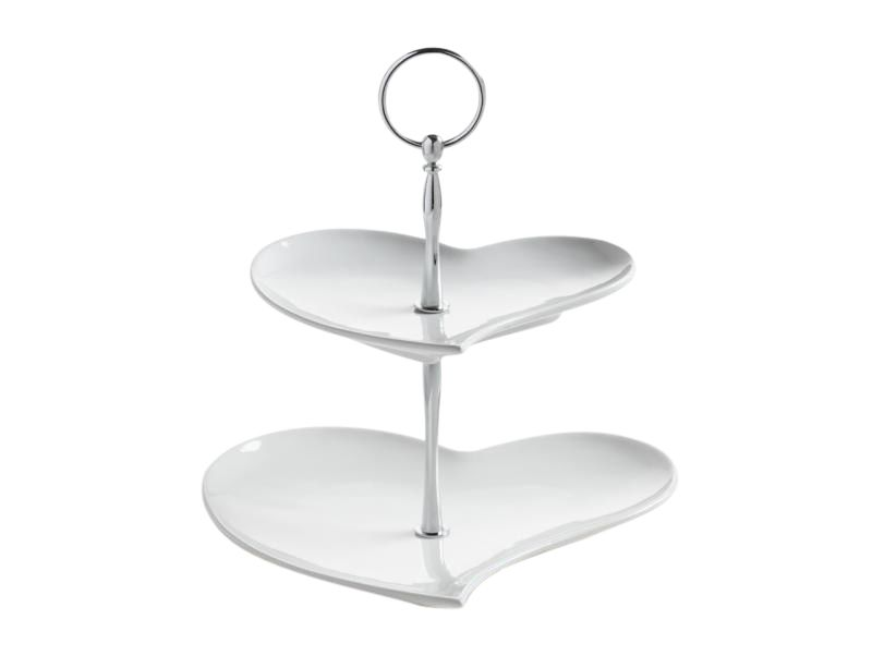 Maxwell & Williams White Basics Etagere 2-Delig