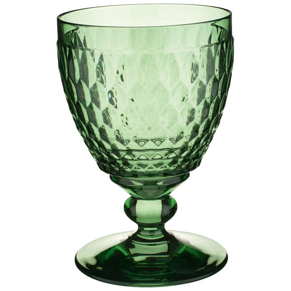 Villeroy & Boch Boston Rode wijnglas 132mm - groen